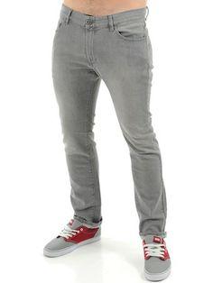 Volcom Light Grey Activist Jeans | Volcom | FreestyleXtreme