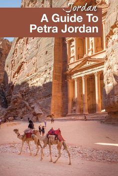 A visit to Petra in Jordan is like stepping back in time. With over 800 sites, it can be an overwhelming place to visit. Follow our guide to make the most of your trip to this ancient city.