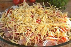 NapadyNavody.sk | Lenivý obed z kuracích pŕs s rýchlou 5 minútovou prípravou Poultry, Ham, Cabbage, Spaghetti, Food And Drink, Sweets, Snacks, Meals, Chicken