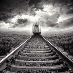 Brilliant Fine Art Photography by Luis Beltrán #inspiration #photography
