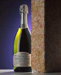 Goyard Fine de la Marne wine