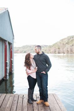Austin Texas Engagement Session | Common Ford Park | Emilie Anne Photography