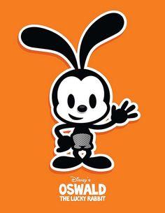 Oswald The Lucky Rabbit by Jerrod Maruyama, via Flickr