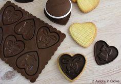 biscotti allo zafferano e cioccolato fondente preparazione