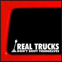 NOT STUCK decal sticker vinyl funny bumper 4X4 SUV JEEP GMC 4WD evo offroad dirt