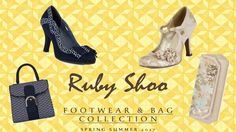 Ruby Shoo, Ladies Footwear, Campaign, Fall Winter, Spring Summer, Content, Medium, Grey, Heels