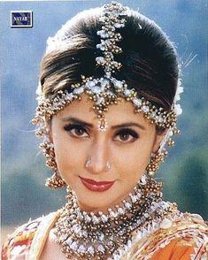 Urmila in Judaai Indian Bollywood Actress, Bollywood Girls, Vintage Bollywood, Beautiful Bollywood Actress, Most Beautiful Indian Actress, Bollywood Stars, Beautiful Actresses, Indian Actresses, Bollywood Party