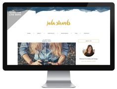 Designer Blogs meadow |anna - blog design | blogger templates - designer