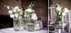 White country wedding florals Floral Wedding, Wedding Flowers, Chic Wedding, Wedding Ideas, Reception Decorations, Table Decorations, Italy Wedding, Country Chic, Indoor Garden