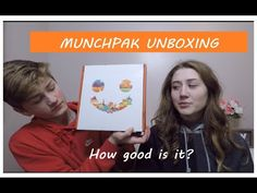 MUNCHPAK SNACK BOX UNBOXING/ TASTING SNACKS FROM AROUND THE WORLD