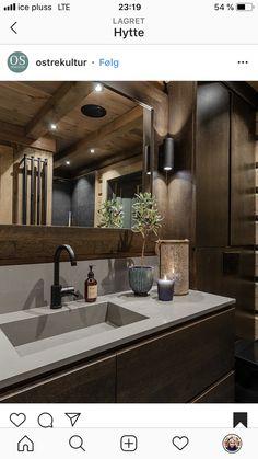 Cabin Bathrooms, Rustic Bathrooms, Earthy Bathroom, Zen Interiors, Modern Small House Design, Cabin In The Woods, Little Cabin, Bathroom Interior Design, Wood Cabins