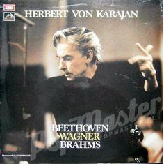 HERBERT VON KARAJAN BEETHOVEN WAGNER BRAHMS SEOM 1 http://popmaster.pl/