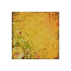 Seven Gypsies Gypsy Market-Sheena: Scrapbooking Paper & Supplies -... (€0,64) ❤ liked on Polyvore featuring backgrounds and wallpaper