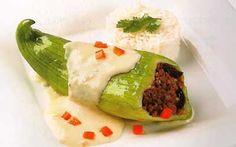 Preparar plato Caigua Rellena [Receta peruana] | Mistura Perú