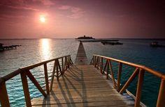 Yang bisa didapat dengan melakukan wisata Pulau Tidung murah