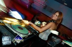International DJ Liz Ladoux took over the DJ booth on Friday! We hope to have her back again soon!