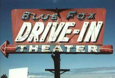 Blue Fox Drive-In 1403 Monroe Landing Road, Oak Harbor, WA 98277