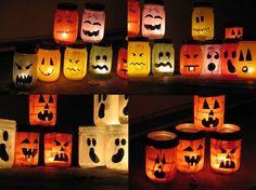 Lanternes d'Halloween | La cabane à idées
