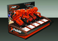 Power Tool POP Displays | Acrylic | Cardboard | Wood | Point of Purchase | Point of Sale