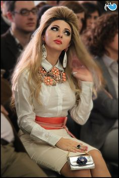 The other side of Myriam Fares