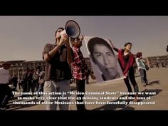 #MexicoEstadoCriminal InsideOutProject