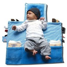 Great changing pad for on the go!
