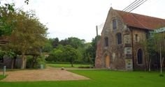 The old church at Clare Priory, Clare, Suffolk, UK #churches #photos