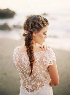 Summer dress hairstyles 70