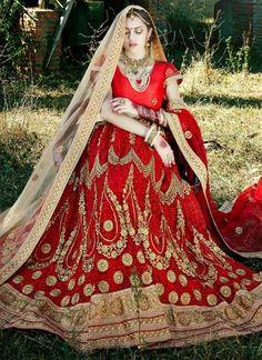 Maroon Beige Embroidery Stone Work Designer Wedding Net Bridal Lehenga Choli http://www.angelnx.com/Lehenga-Choli/Wedding-Lehenga-Choli