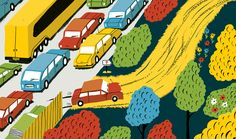 <b>CREATIVE REVIEW</b><br>ROAD LESS TRAVELLED<br><br>Editorial an article about trying new approaches to business.