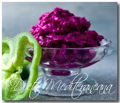 Salata Tzatziki cu Sfecla rosie