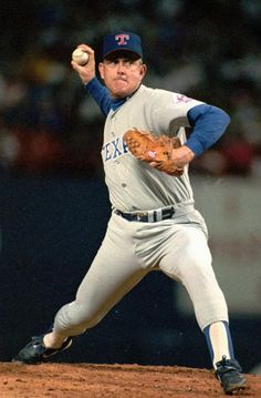 Baseball's strikeout leader Nolan Ryan says big-league pitchers need to pitch more, not less.