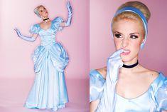 Cinderella by Dina Goldstein (Fallen Princesses)