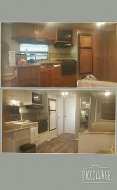 Camper renovation