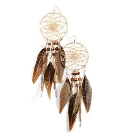 Earrings from H&M - StyleSays