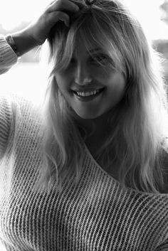 Model Hayley Hasselhoff fotografiert von Andres de Lara I Hayley Hasselhoff photographed by Andres de Lara Blond, Chubby Ladies, Body Confidence, Body Love, Plus Size Model, Love Photos, Model Agency, Curvy Fashion