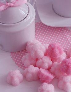 Pink Fondants ....