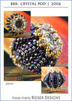 Eva Maria Keiser Designs: Beaded Bead Brigade
