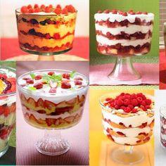 TRIFLE CAKE | Escola de Bolo