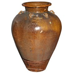 12-13th Century Antique Chinese Yuan Dynasty Martaban Jar.