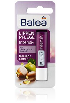 Balea Lippenpflege Intensiv Sheabutter Lip Balms, Lip Care, Shampoos, Beauty Supply, Lush, The Balm, Beauty Products, Wellness, Cosmetics