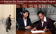 Information about CPCC's Paralegal Technology Program