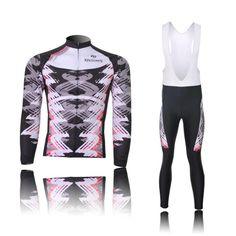 ... days)(Type Set(Fleece Bib) size XXXL) permance For breathable Cycling  2015 Fashion windbreaker Sleeve Long perspiration Jerseys vest Men Jersey    Sports ... 90feb4d65
