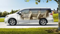 Availability is limited for the 2016 Nissan Quest Minivan, but you can still enjoy the Nissan Pathfinder with 7 seats. Mom Mobile, Oro Valley, Nissan Quest, Tire Pressure Monitoring System, Nissan Pathfinder, Green Valley, Luxury Suv, Side Door, Minivan