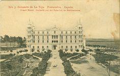 Balneario da Toxa - fachada sur