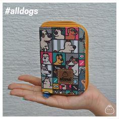 🐕 Mira los colores tan bonitos que tiene este portadocumentos #alldogs 🐶🧡. Su tamaño es ideal y tiene varios compartimentos, además de monedero interno. Pásate por nuestra tienda ONLINE y conoce todos los diseños disponibles. ✨😋 . #ataracolombia es un producto creativo orgullosamente #hechoencolombia. 👷♀️🇨🇴👷🏽♂️ . . . #iloveatara #emprendedores #moda #bolsos #wallets #perro #perrosdeinstagram #dog #pet #cute #kawaii All Dogs, Kawaii, Phone Cases, Instagram, Totes, Coin Purses, Store, Dogs, Creativity