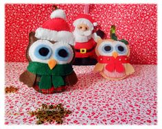 ♡♡♡ Christmas Surprises on Ann Crafts World.