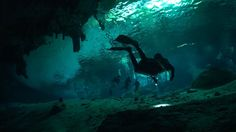 Shallow, Underwater, Diving, Cave, Eyes, Scuba Diving, Under The Water, Caves