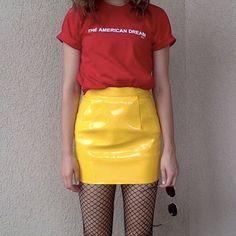 an edgy McDonald's fan... ? im lovin' it {top from @jaspertilley}
