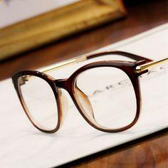 03fdabe326066 2016 Mulheres de Design Da Marca Homens Espetáculo Óptico Quadro Computador  Óculos Simples óculos de armação mulheres Homens Óculos oculos de grau em  ...